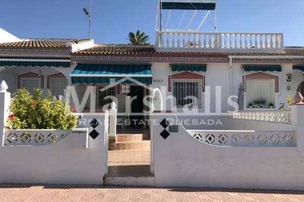 Semi-Detached Villa - Resale - Rojales - Doña Pepa