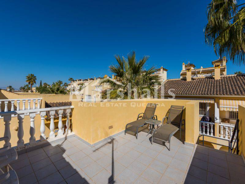 Resale - Semi-Detached Villa - Benijofar - Benimar