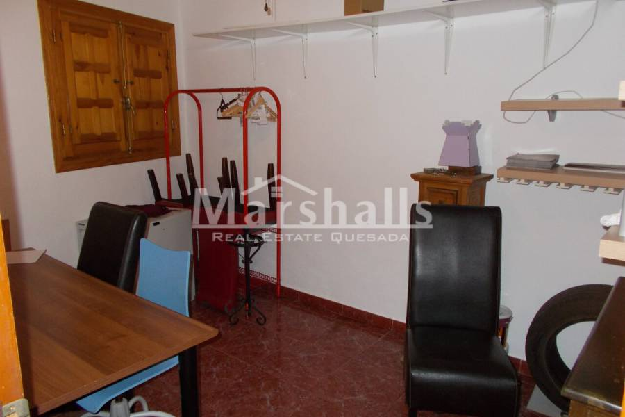 Resale - Commercial Property - Algorfa