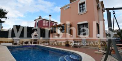 Detached Villa - Resale - Alicante - Ciudad Quesada