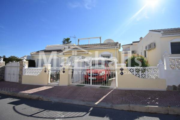 Semi-Detached Villa - Resale - Ciudad Quesada - La Fiesta