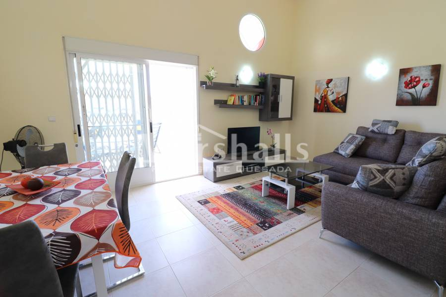 Resale - Semi-Detached Villa - Ciudad Quesada - Pueblo Lucero