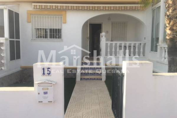 Bungalow - Long time Rental - Benijofar - Monte Azul