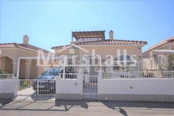 Detached Villa - Resale - Alicante - Algorfa