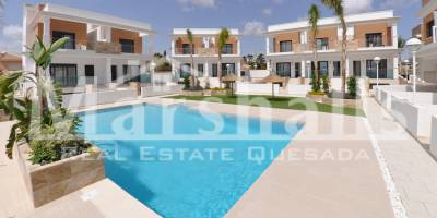 Townhouse - New Build - Rojales - Doña Pepa