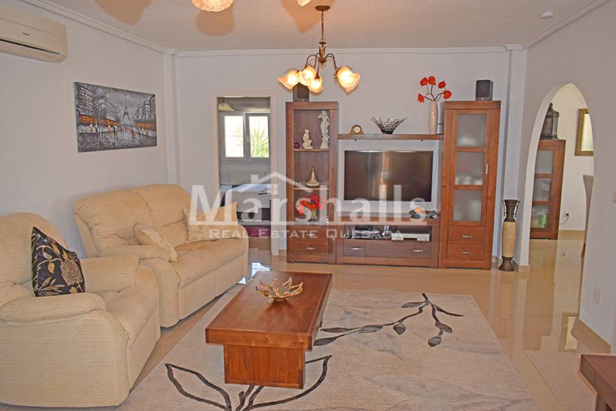 Resale - Detached Villa - Ciudad Quesada - Lo Pepin