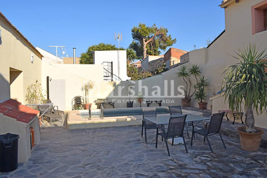 Detached Villa Benijofar