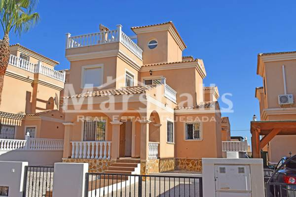 Detached Villa - Resale - Algorfa - Lo Crispin