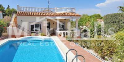 Detached Villa - Resale - Orihuela - Vistabella Golf