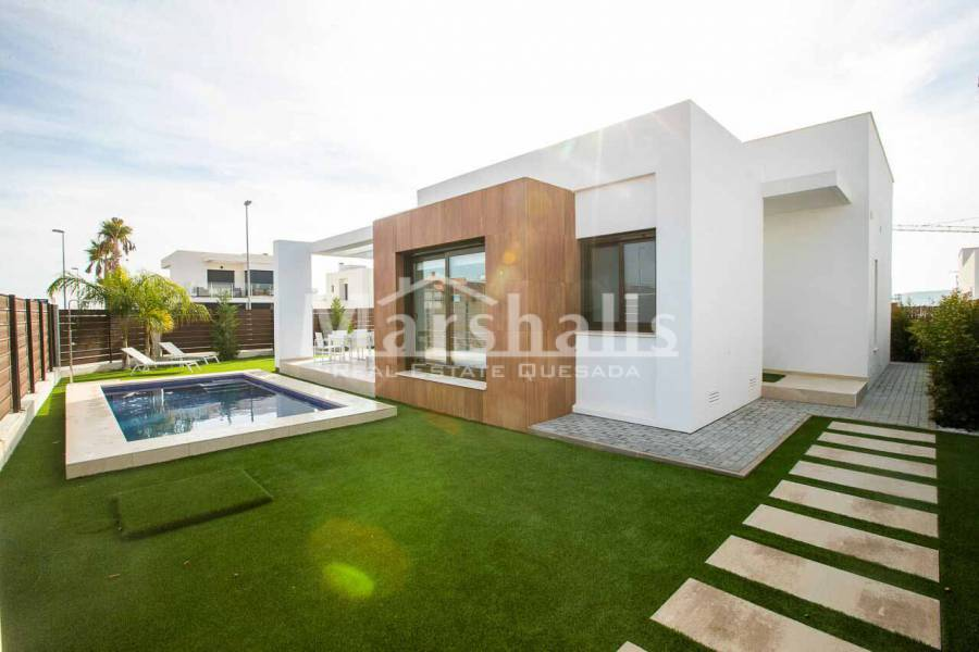 New Build - Detached Villa - Orihuela - Vistabella Golf