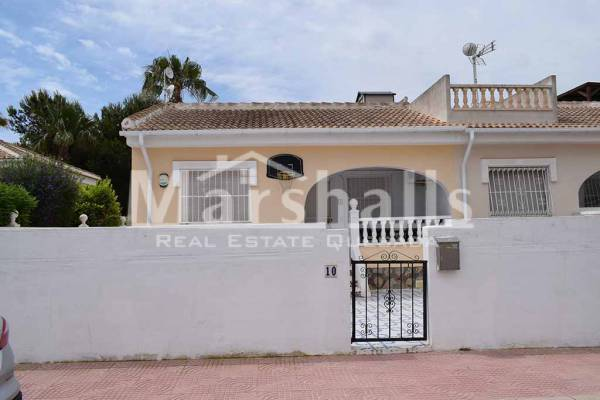 Semi-Detached Villa - Resale - Benijofar - Monte Azul