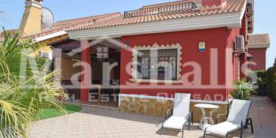 Detached Villa - Resale - Guardamar del Segura - El Raso