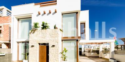 Detached Villa - New Build - Ciudad Quesada - Central quesada