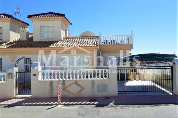 Semi-Detached Villa - Resale - Ciudad Quesada - Central quesada
